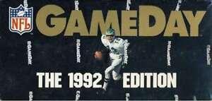 1992-Fleer-Game-Day-Football-Hobby-Box-Factory-Sealed