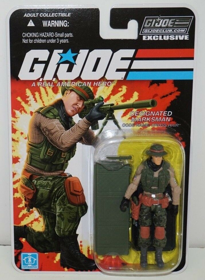 Gi - joe cobra collectors club exklusive betriebsstrukturerhebung 6-02 fadenkreuz moc