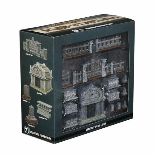 Pathfinder Battles Miniatures  Ruins of Lastwall - Cemetery of the Fallen promo