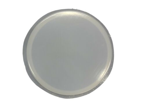12in Smooth Plain Round Patio Stepping Stone Concrete Mold  2043 Moldcreations
