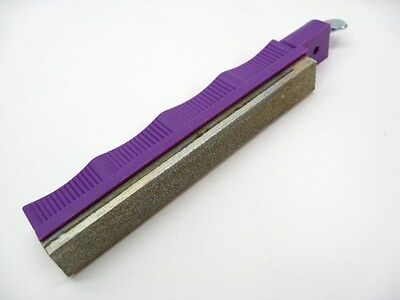 LANSKY 120 COARSE Grit DIAMOND Sharpening Hone Knife Sharpener Stone! LDHCR