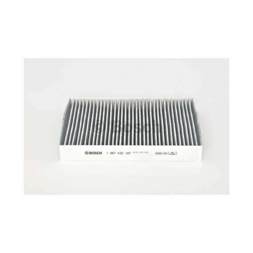 Fits Renault Kangoo Express Genuine Bosch Activated Carbon Cabin Pollen Filter