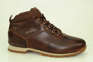 Timberland-Splitrock-2-Hiker-Trekking-Boots-Wanderschuhe-Herren-Schuhe-A246U