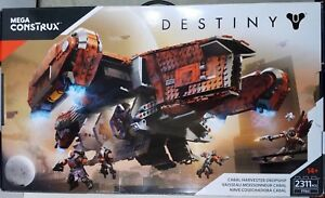 Details about Mega Construx Destiny 2 Cabal Harvester New! 2311 pcs