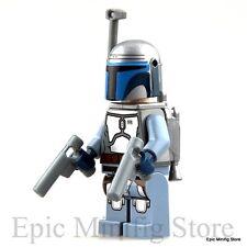 Custom Jango Fett Star Wars minifig forza si sveglia si adatta con LEGO sw468 UK Venditore