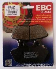 Harley Davidson FLSTC Heritage (2000 to 2007) EBC Organic FRONT Brake Pads