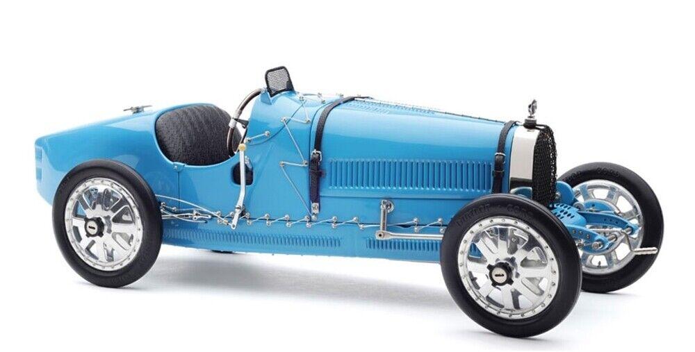Bugatti T35 Grand Prix 1924 blu 1 18 CMC M-063