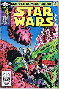 star wars volume 1 59 1982 marvel comic luke skywalker black diamond variant | ebay