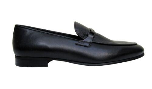 con elegante e taglia fibbia da classica uomo nero 44 Scarpe IwXxqSvEa