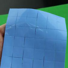 30pcs 15mm 15x15x1mm Thermal Conductive Silicone Pad For PC XBOX360 GPU VGA Chip