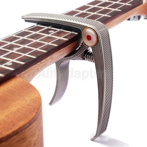 Kapodaster Capodaster Kapo Capo Elektro//Akustik für Gitarre Bass