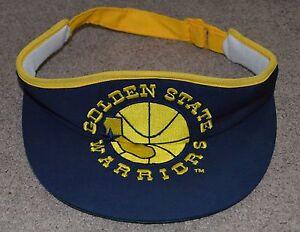 0c96ed0c752 Nuevo sin etiquetas de colección Golden State Warriors Sun Visor Hat ...