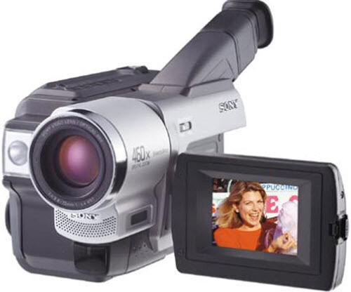 sony handycam ccd trv68 hi 8 analog camcorder ebay rh ebay com Sony Hi8 Camcorder Models Sony Hi8 Camcorder Tapes