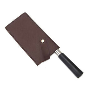 Chinese-Chef-039-s-Knife-Sheath-Leather-Chopper-Cleaver-Butcher-Blade-Guard-Case-Bag