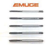 EMUGE M3 - ISo2/6H HSSE M35 SPPT FIRST TAP Z3 OAL 50mm PACK OF 5