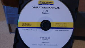 NEW-HOLLAND-BOOMER-T4-75-TRACTOR-OPERATORS-MANUAL-ON-CD-CD30