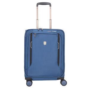 Victorinox-Werks-Traveler-6-0-4-Rollen-Trolley-Koffer-55-cm-blau