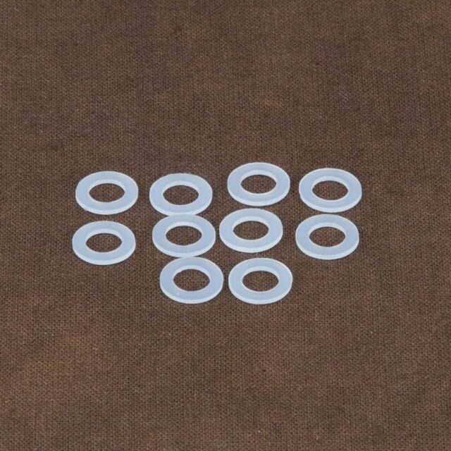 DW Drum Parts 10 Pk Nylon Washer For Tension Rod