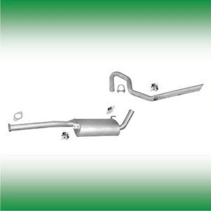 Auspuff-NISSAN-TERRANO-II-R20-2-7-TDi-92-kW-1999-2007-Abgasanlage-A152