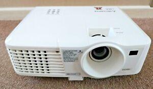 Mitsubishi EX240U HDMI 3D 2500 ANSI Lumens output DLP Projector - 2399 lamp hrs