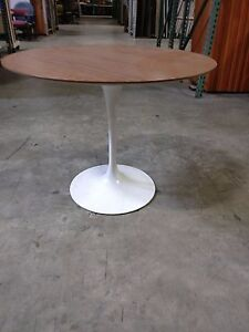 Vintage Original Knoll Tulip Table EBay - Original tulip table