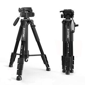 Zomei-Q111-Professional-Heavy-Duty-Aluminium-Trepied-amp-Pan-Head-pour-DSLR-Camera