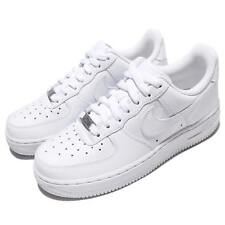 Nike Air Force 1 07 Triple White Mens Womens Classic Shoes AF1 Sneakers Pick 1