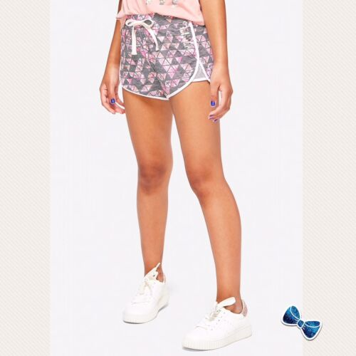 Justice Girls Size 10-12 Plus Sport Dolphin  Mesh Shorts New With Tags