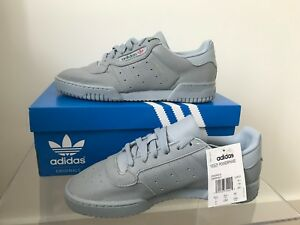 96ca34ddd Image is loading New-Adidas-Yeezy-Powerphase-Calabasas-Grey-Shoes-Size-