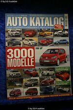 Auto Katalog Autokatalog AMS 2012 Nr. 55