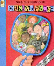 Making Faces, Butterworth, Nick, New Book