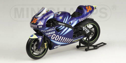 MINICHAMPS 1 12 -YAMAHA YZR 500 - NAKANO-MOTO GP 2002-122 026356