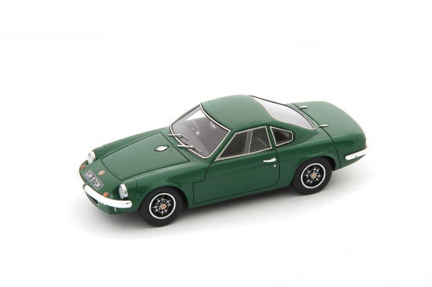 Ginetta g151970 dunkelgrüne 1 43 modell autocult
