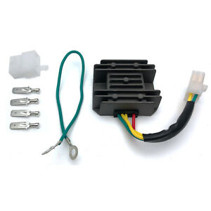 Regulator Rectifier Single Phase Charging System for Honda C70 CA160 CA175  CB160 | eBayeBay