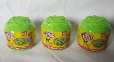 NEW Cabbage Patch Kids Little Sprouts Lot of 5 Blind Capsules Series