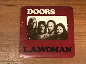 Doors-LP-LA-Woman-Elektra-EKS-75011-1971
