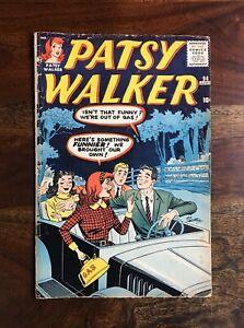 PATSY-WALKER-94-04-61-MARVEL-COMICS-SILVER-AGE-LOW-GRADE-COMPLETE
