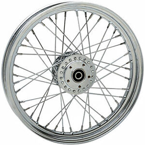 40 spoke 19 u0026quot  front wheel 19 x 2 5 harley sportster 883