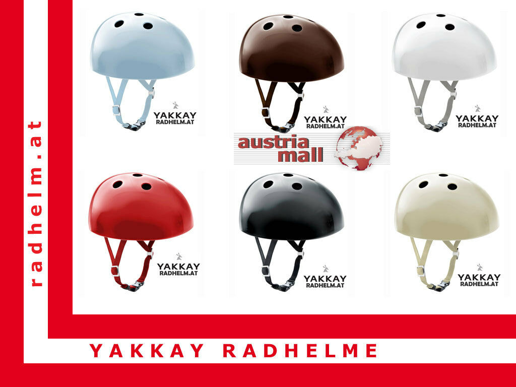 YAKKAY Smart two - Grundhelm   factory direct and quick delivery