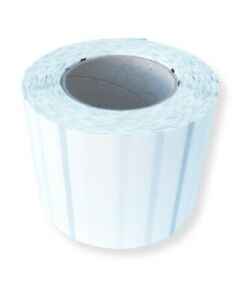 Roll Of 2000 90mm Diameter Clear Round