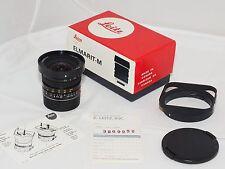 Leica M6 Elmarit-M 21mm f2.8 Wide Angle lens. Leica M9, M8, M7, M240. Sony A6300