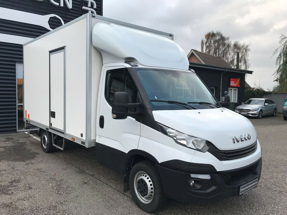Iveco, Daily, 2,3 35S16 Alukasse m/lift AG8