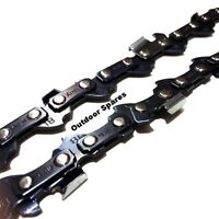 """18"""" Chain For Castelgarden P442 Chainsaw 72 Link .325 050 1.3mm 2008-10 (x3)"""