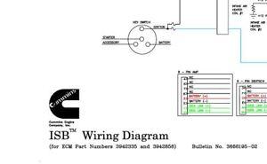 Best Cummins ISB WIRING DIAGRAM 3666195 Manual CD | eBayeBay