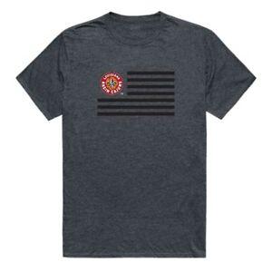University-of-Louisiana-at-Lafayette-Ragin-039-Cajuns-NCAA-Flag-Tee-T-Shirt