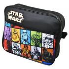 Star Wars Starwar 7 Retro Comic Courier Messenger Bag STAR001049