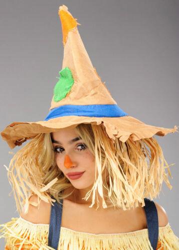 Adult Scarecrow Fancy Dress Hat