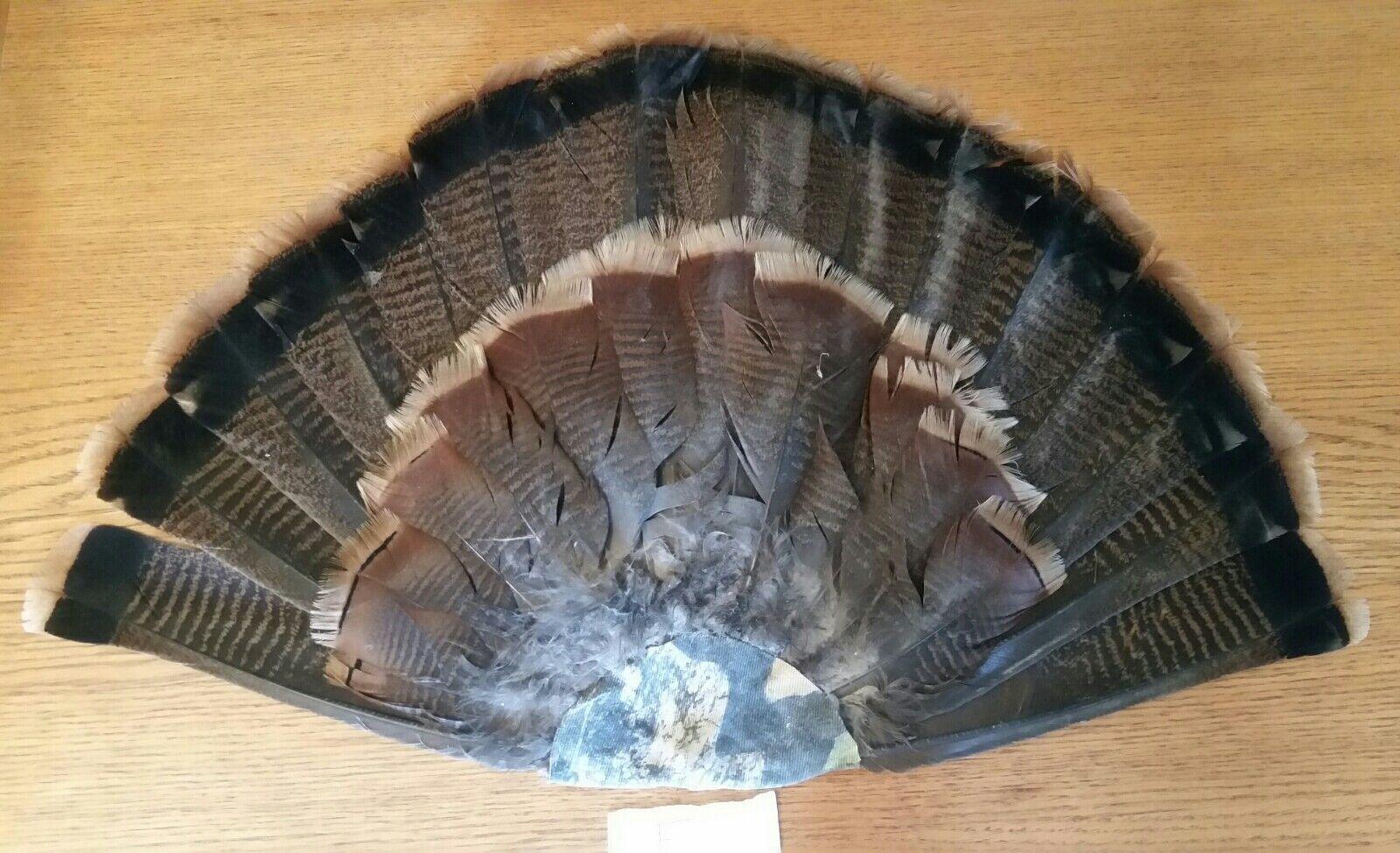 Turkey decoy fan  Reinforced    up to 60% discount