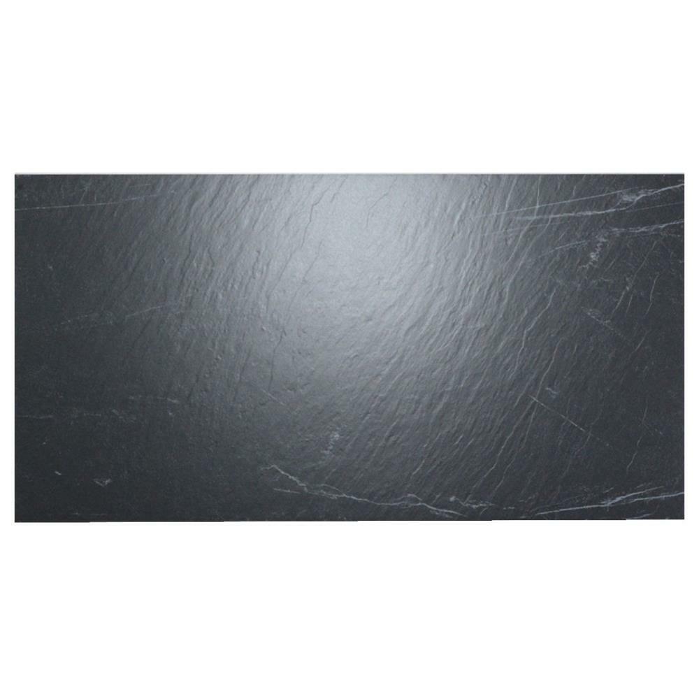 Ersatzfliese Boden Villeroy & Boch E2012 2770 LU90 Lucerna schwarz 60 x 120 cm