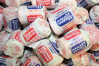Wafer Rolls Original From Necco, 2lbs
